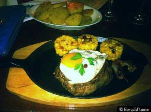 Augenlaser Erfahrungsbericht Bratislava - Essen im Hotel