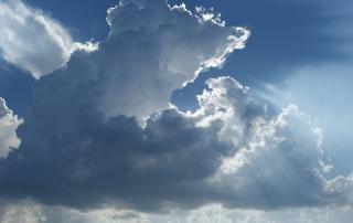Himmel - Sonne - Klare Sicht